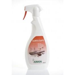 Anios Surfa' Safe Premium 750 ML avec dispenseur de mousse diffuse
